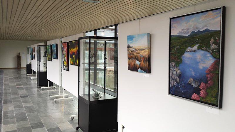 expositie erna van der veen