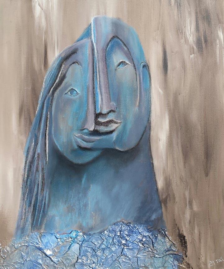 Harmonie geïnspireerd door sculptuur