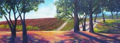 schilderij toscane